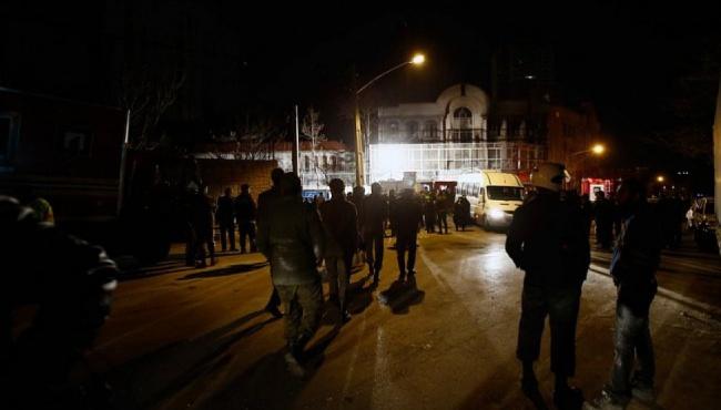 Для чего сожгли посольство СА в Тегеране