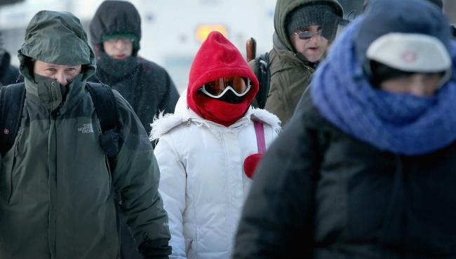 Из-за сильнейших морозов в Польше гибнут люди