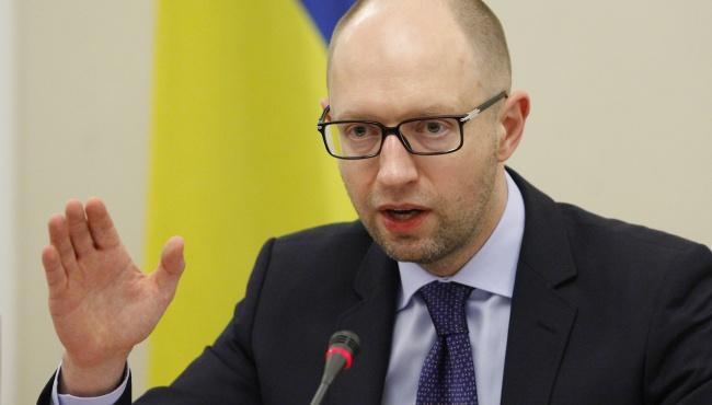 Премьер-министр: Украина намерена действовать зеркально