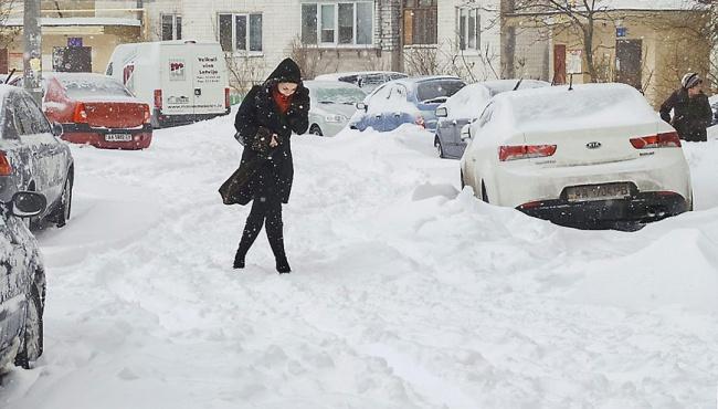 Погода в Киеве резко ухудшается