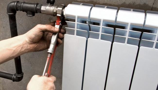 В Киеве начались проблемы с отоплением в жилых домах