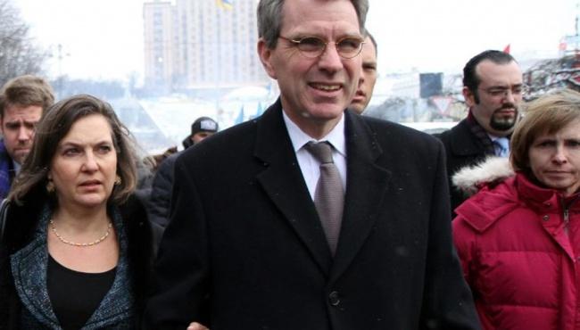 Пайетт: Прошедший год для Украины оказался боле продуктивным, чем четверть века до него
