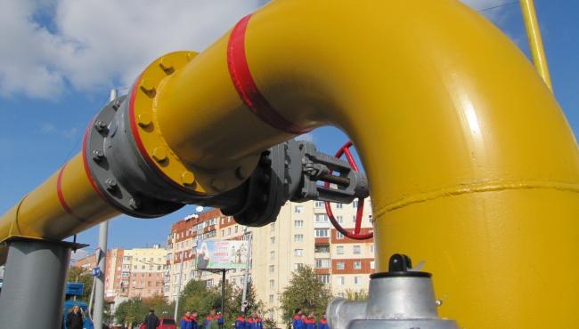 Все жилые дома Геническа подключены к газоснабжению