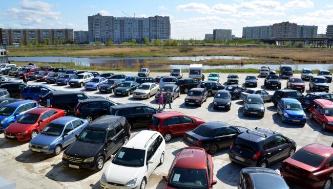 На авторынке Украины возрос спрос на подержанные авто
