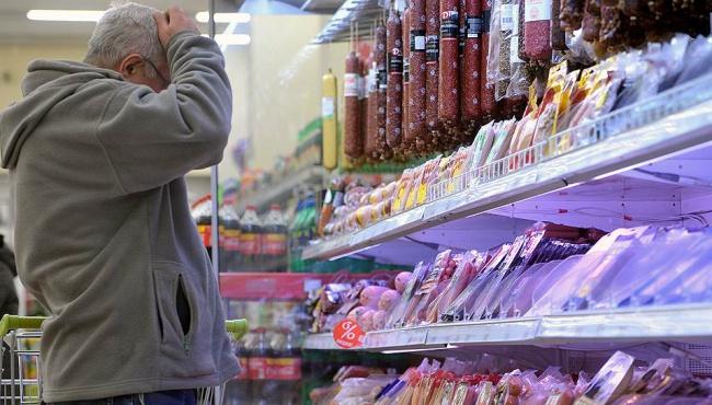 Инфляция в Украине бьет рекорды двадцатилетней давности