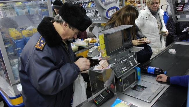 Фоторепортаж: во сколько обойдется Рождественский стол киевлянам?