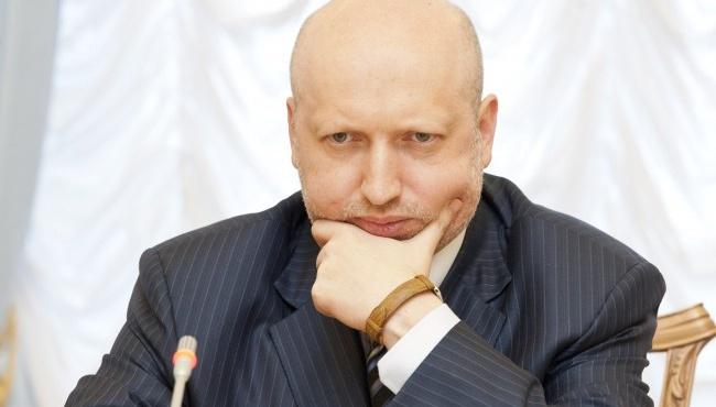 Турчинов: русская угроза для нашей страны непустая