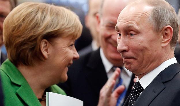 Гонта: Германия сама взрастила монстра в Кремле