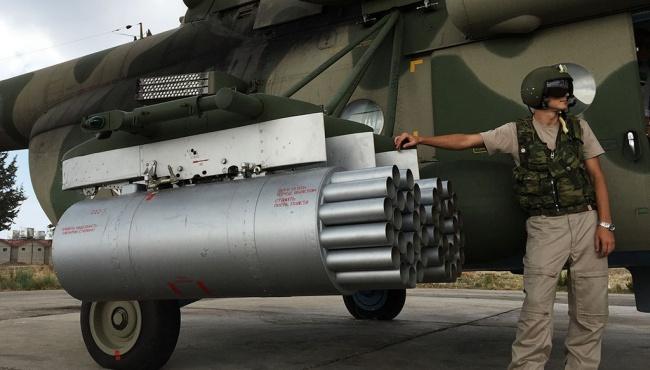 На российской базе в Сирии устроили Рождественскую службу