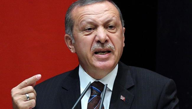 Эрдогана назвали политиком, перешедшим черту