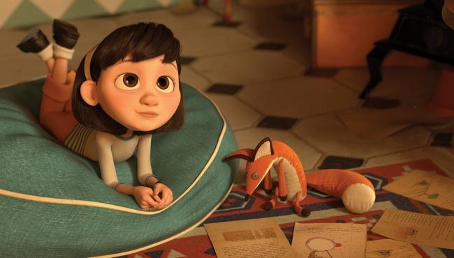 Приключенческий мультфильм «Маленький принц»