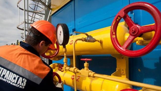 Украина импортирует газ только из ЕС