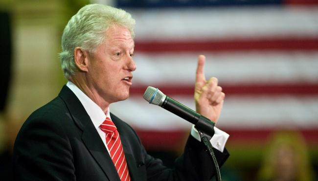 В США обнародовали дифирамбы Путину от Билла Клинтона