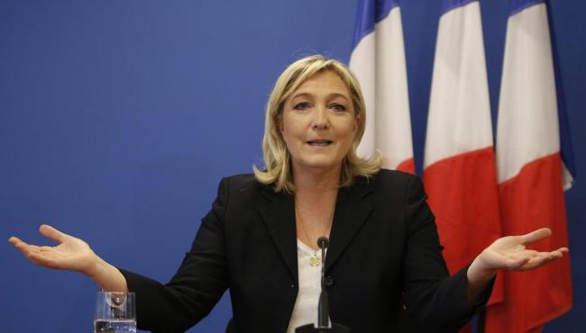 Против Марин Ле Пен заведут уголовное дело