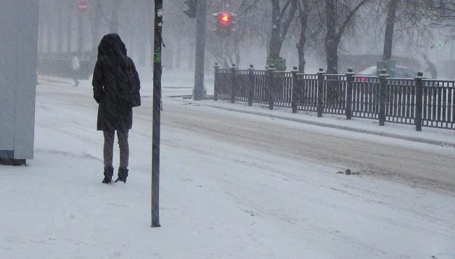 В ГСЧС рассказали, какие города Украины пострадали от снегопада