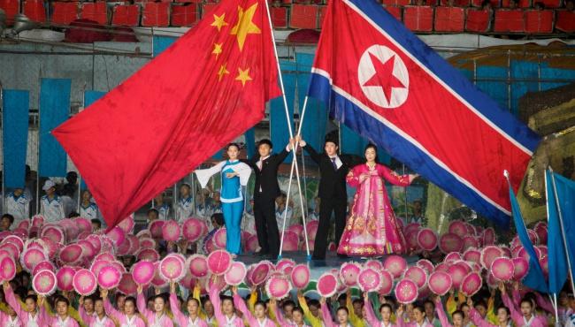 Джуберг: Проблему КНДР должен устранить Китай