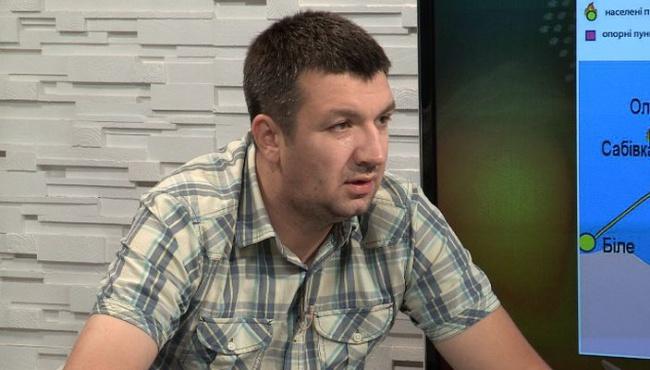 Иванов: Позор украинским журналистам, стелящимся под Левковича и Бабченко