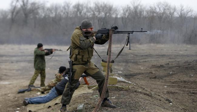 Зона АТО: увеличивается число обстрелов в пригороде Донецка
