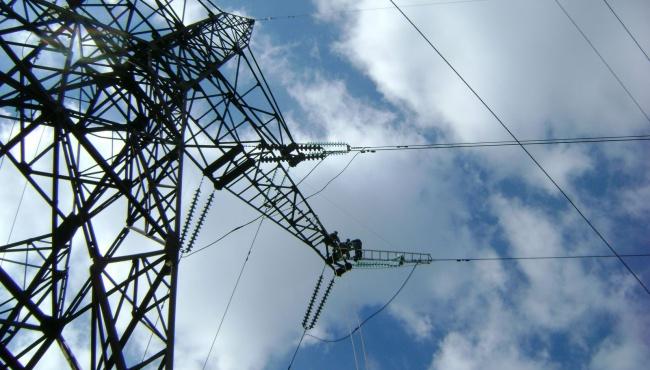Электроснабжение восстановлено в 114 населенных пунктах Украины
