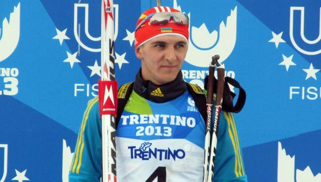 Дмитрий Пидручный показал великолепный результат в масс-старте