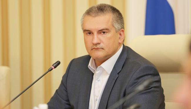 Аксенов рассказал о новом распоряжении Путина
