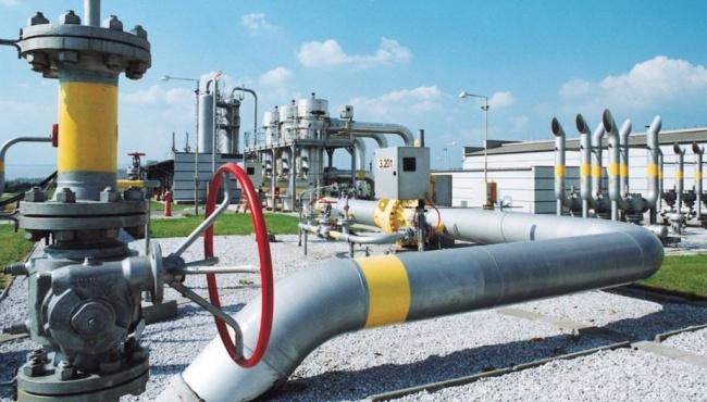 Импорт газа из ЕС в Украину начинает сокращаться