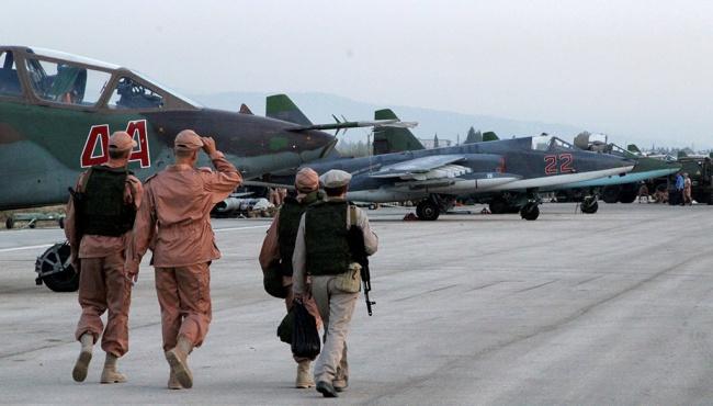 Авиация России нанесла мощный удар по школе в Сирии
