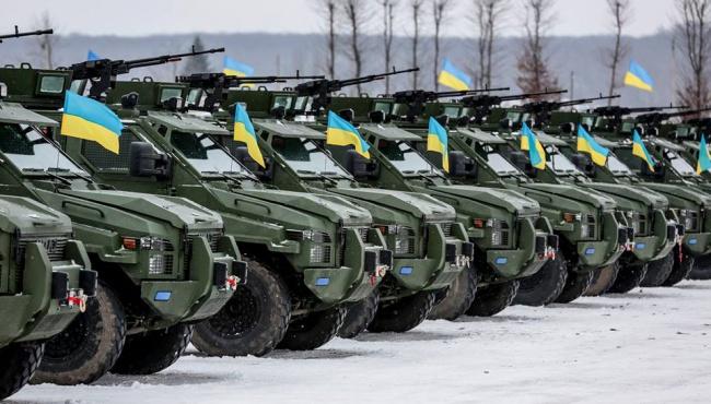 Обама выделяет триста миллионов армии Украины