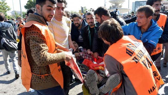 Мощный теракт в Турции – есть жертвы