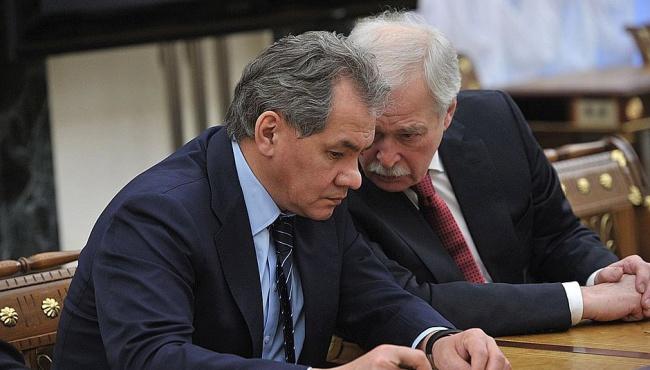 Грызлов и Шойгу могут занять новые должности у Путина