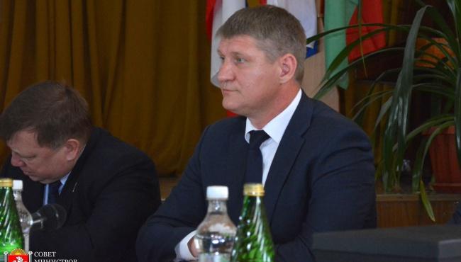 Шеремет: Крым отказывается от украинской электроэнергии – это бесповоротно и окончательно