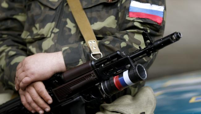 В Донецкой области убит главарь боевиков