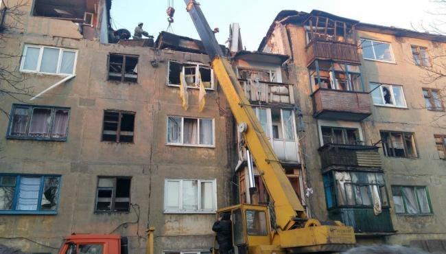 Жебривский оперативно прибыл на место трагедии в Украинске, чтобы найти решение