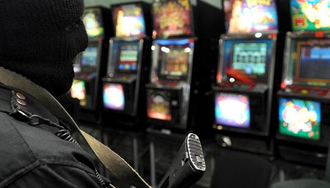 В Киеве обнаружено подпольное казино с миллионным суточным оборотом