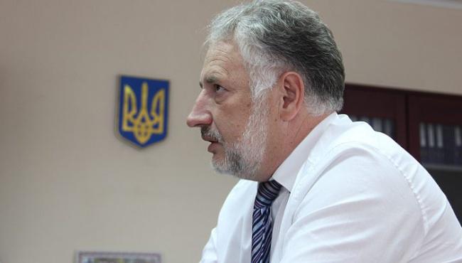 Жебривский прокомментировал пиар-акцию Саакашвили в Донецкой области