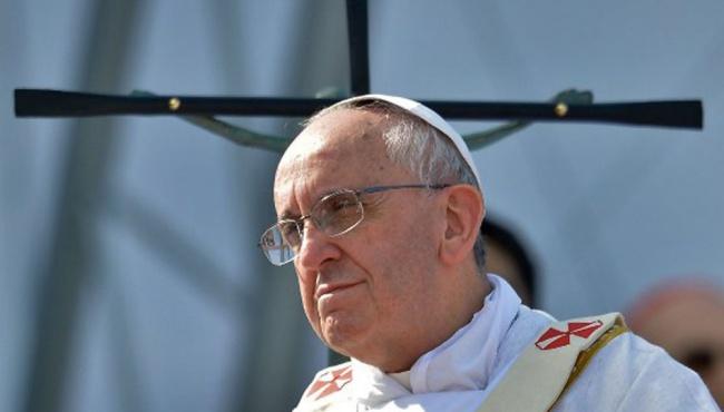 Папа римский побывал в синагоге на Тибре