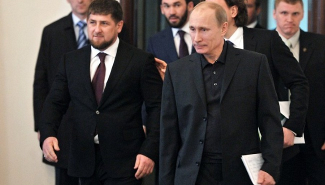 Ходорковский – Путину: посадите Кадырова в клетку