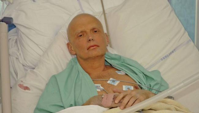 Березовец о признании британским судом причастности Путина к убийству Литвиненко