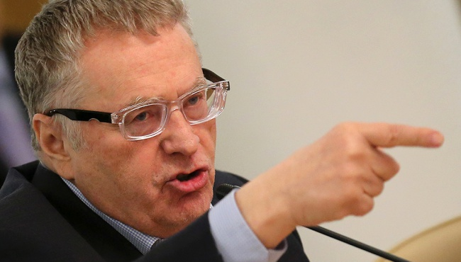 Жириновский требует усилить охрану россиян, приезжающих в Израиль