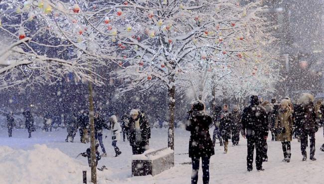 В Донецкой области замерзли насмерть 11 человек