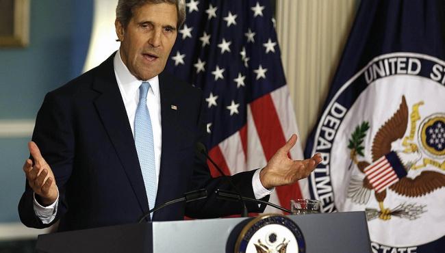 Керри планирует снять санкции с России