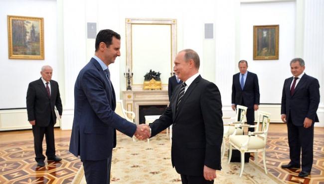 Путин готов сдать Асада