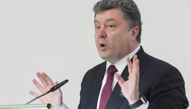 Журналисты из РФ жалуются на Порошенко