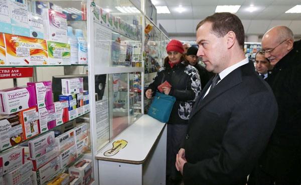 В России наступает лекарственный коллапс