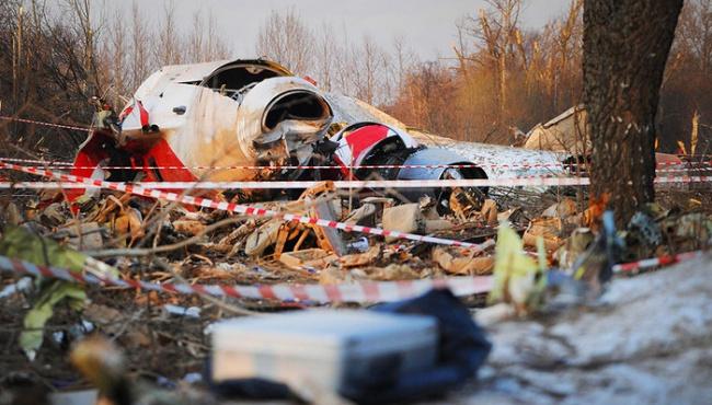 В РФ признали, что подали ложную информацию в докладе по крушению польского Ту