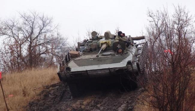 СБУ: военные РФ покидают Донбасс на ротационной основе