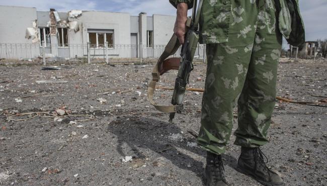 На Светлодарской дуге новые провокации со стороны боевиков