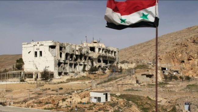 Сирийские войска установили контроль над важным городом в Латакии
