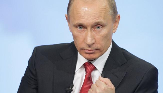 Манн: Путин задал тонн очередному кремлевскому анекдоту