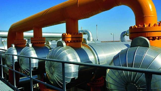 В Украине резко уменьшаются запасы газа